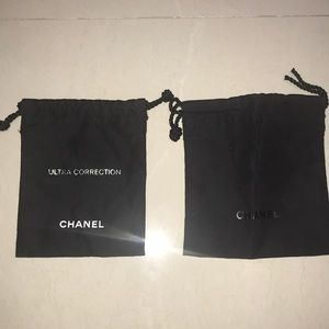 Chanel pouches